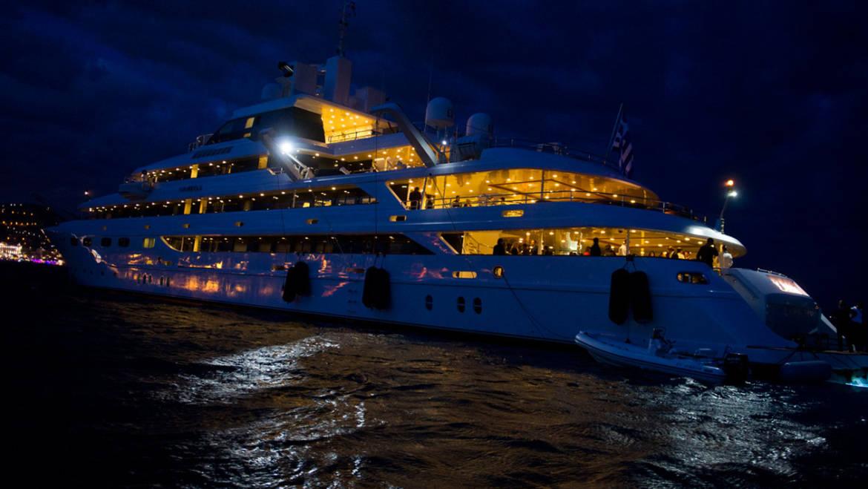 Feste in Yacht